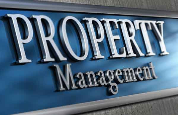 Working with property managers